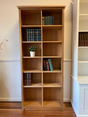 Federal-tasmanian-oak-hardwood-bookcase
